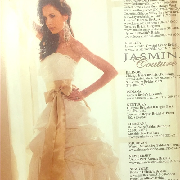 Jasmine Dresses Wedding Dress Poshmark
